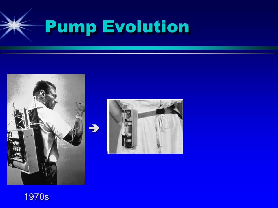 Practical Benefits: Pump Basal Aspects