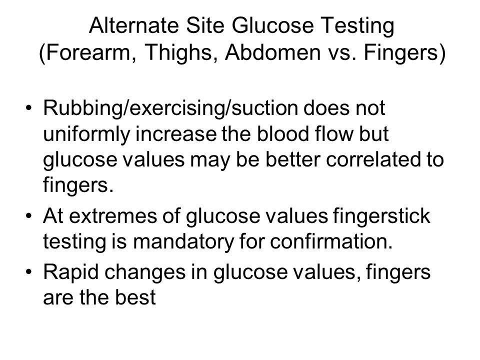 Conclusions Continuous glucose monitoring promises the goal of normalization of blood sugars while minimizing risk of hypoglycemia The result of full implementation will be normal HbA1c with further reduction in complications of diabetes A closed loop, artificial pancreas either externally or internally based is now on the horizon