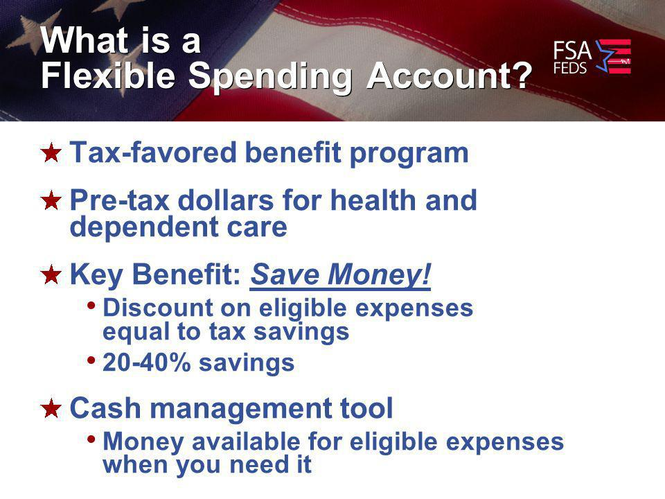 What is a Flexible Spending Account.