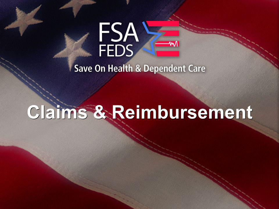 Claims & Reimbursement