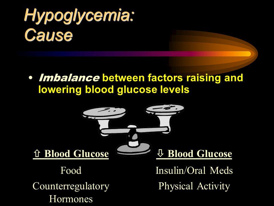 Hypoglycemia Prevention Strategies 11.