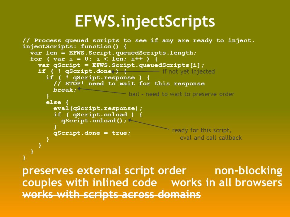 EFWS.injectScripts // Process queued scripts to see if any are ready to inject.