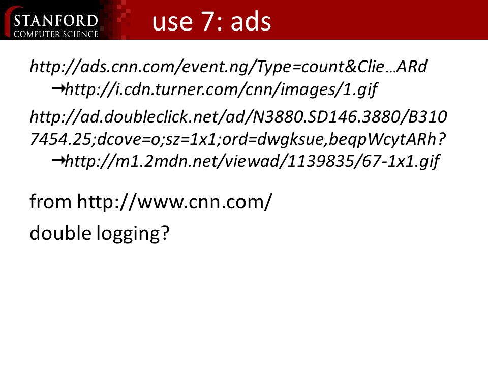 use 7: ads http://ads.cnn.com/event.ng/Type=count&Clie … ARd http://i.cdn.turner.com/cnn/images/1.gif http://ad.doubleclick.net/ad/N3880.SD146.3880/B3