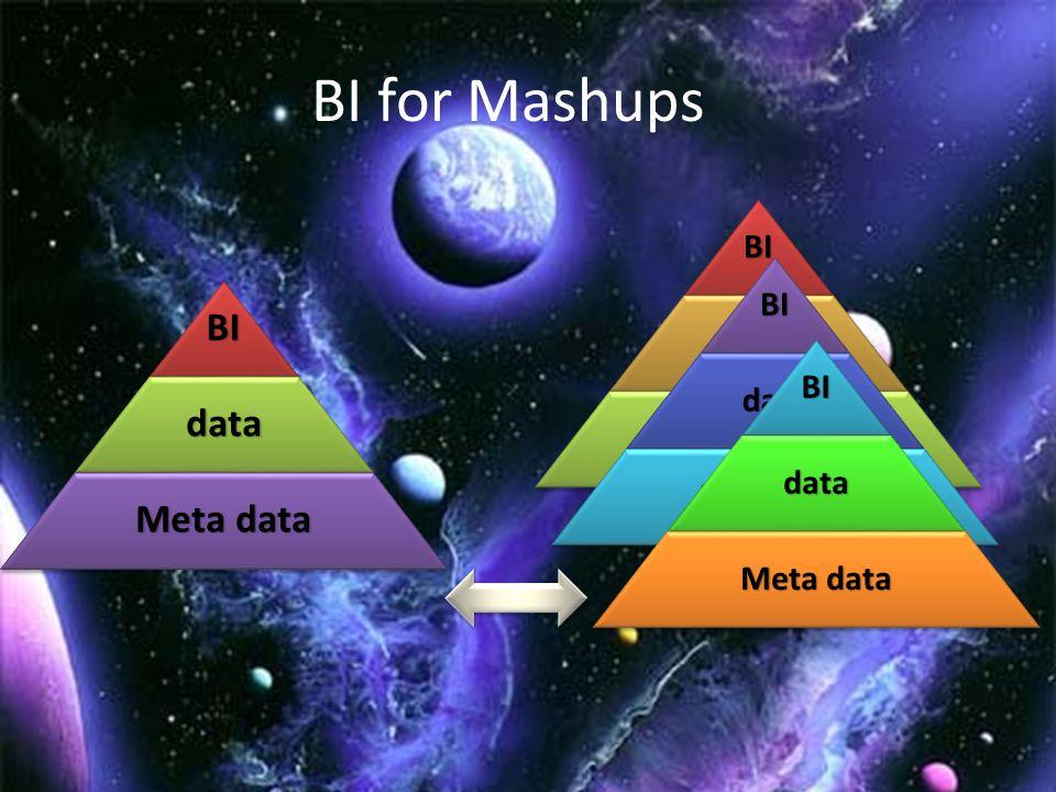 BIdata Meta data BI for MashupsBIdata Meta data BIdata BIdata