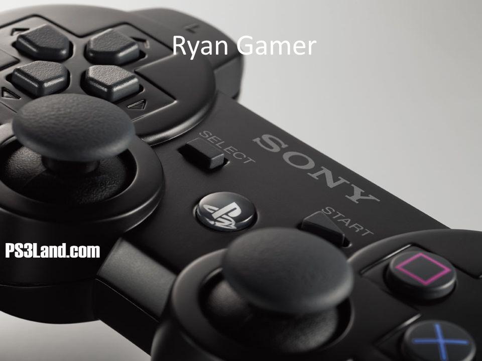 Ryan Gamer