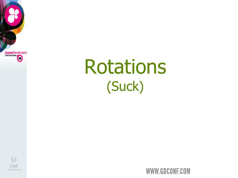 Rotations (Suck)