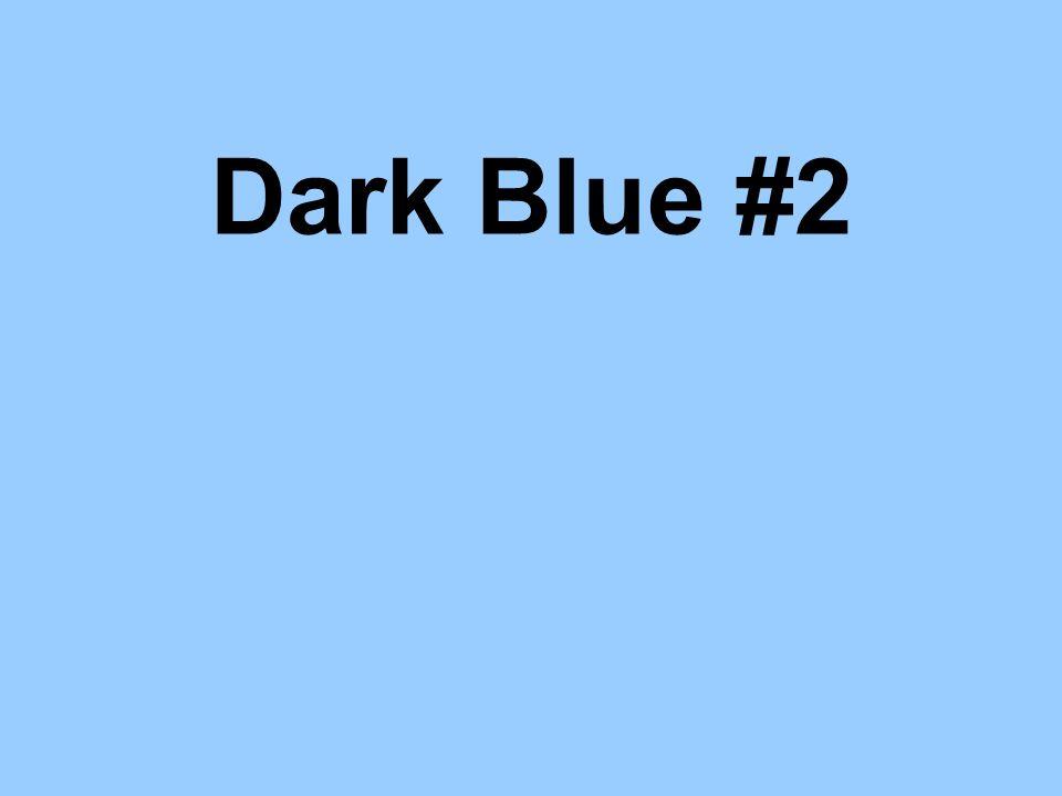 Dark Blue #2
