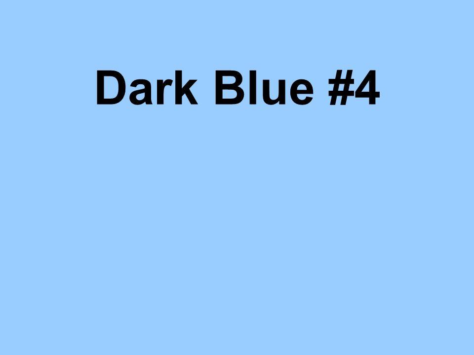 Dark Blue #4