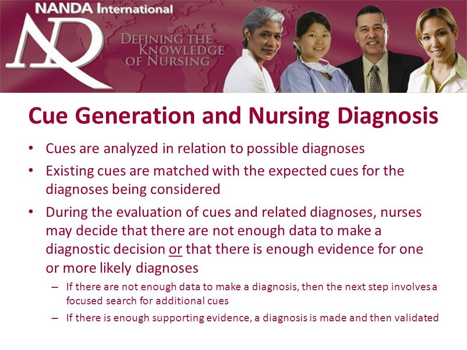 Quality Nursing Care Accurate Assessment and Diagnosis – Defining characteristics – Related factors – Risk factors Identify Attainable Patient Outcomes – Efficiency Utilize Proven Interventions – Effective – Least resource-intensive
