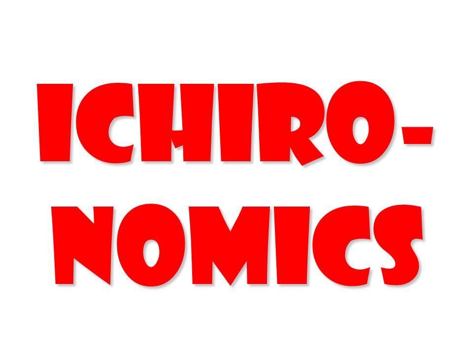 Ichiro-nomics