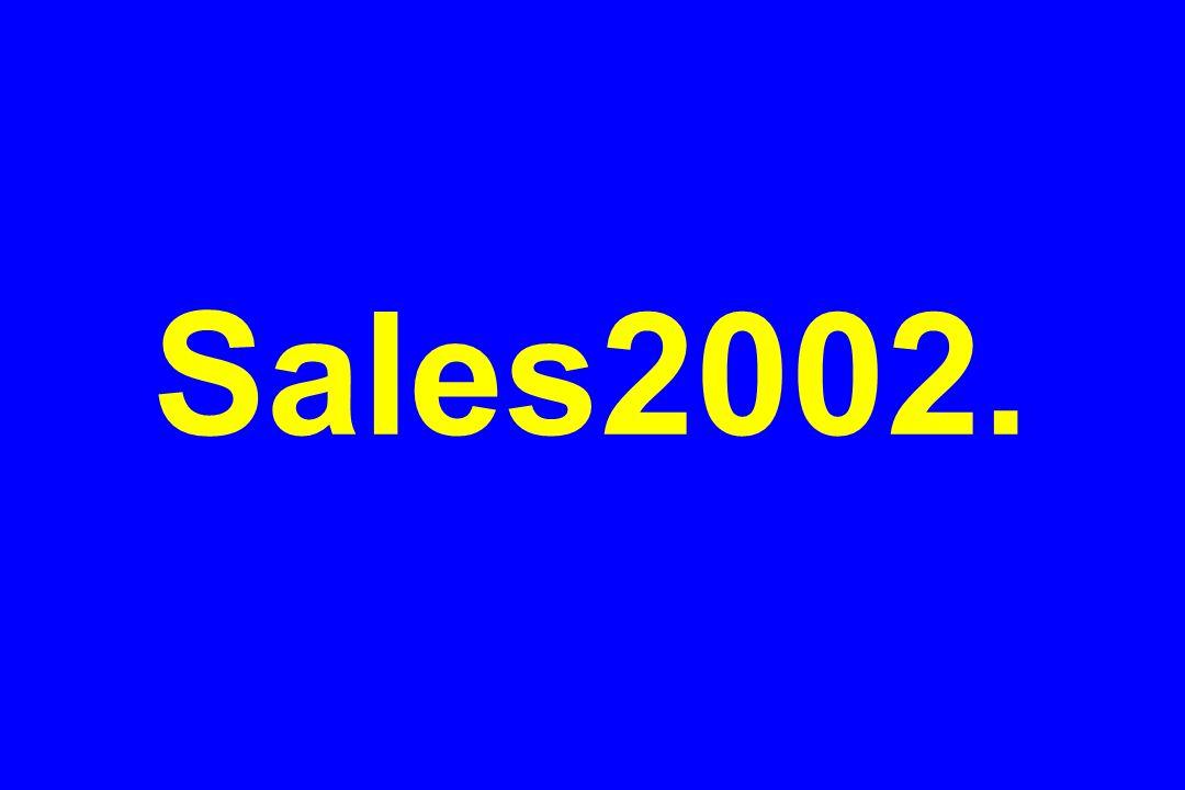 Sales2002.