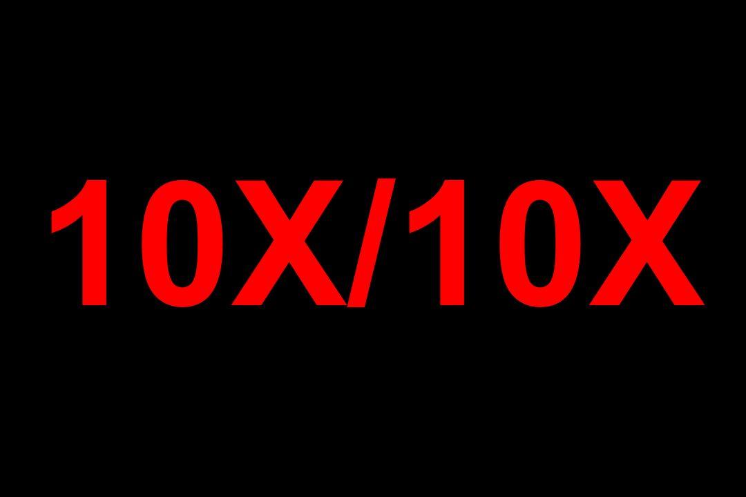 10X/10X