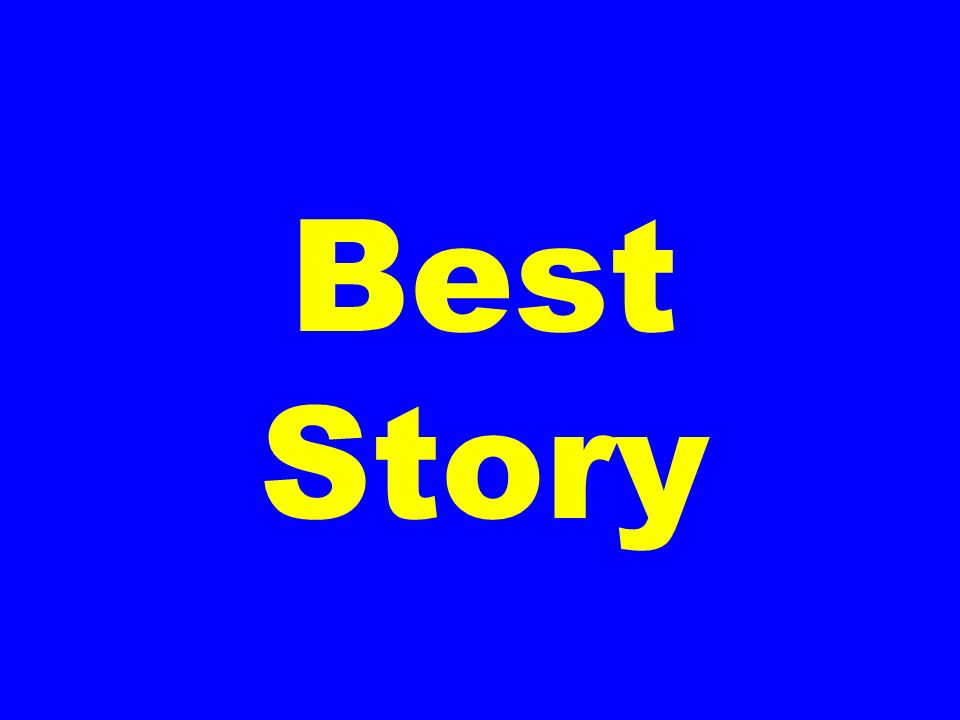 Best Story