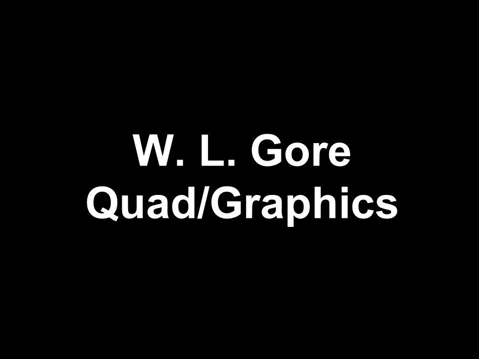 W. L. Gore Quad/Graphics