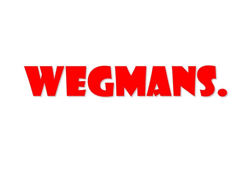 Wegmans.