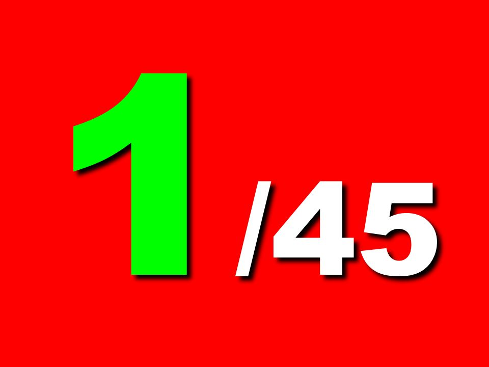 1 /45