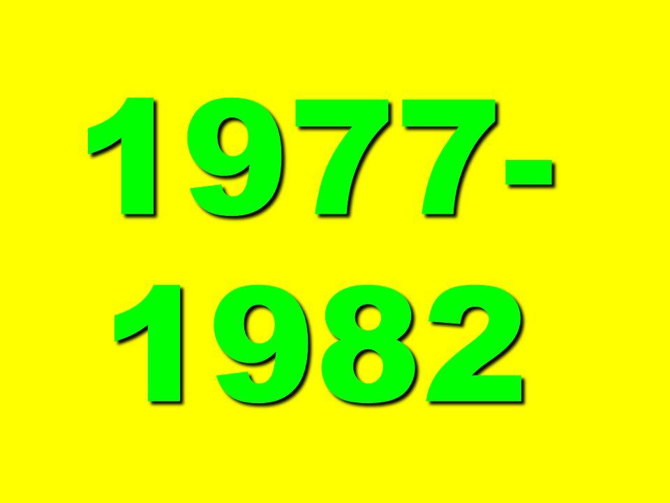1977- 1982