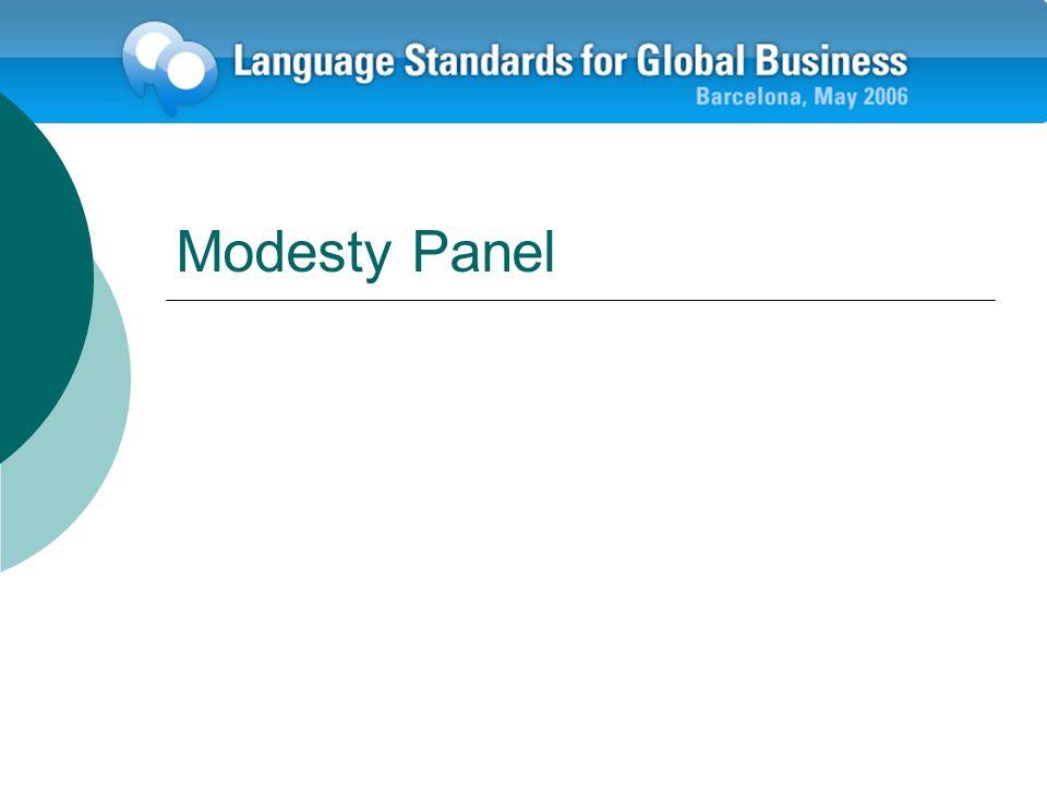 Modesty Panel