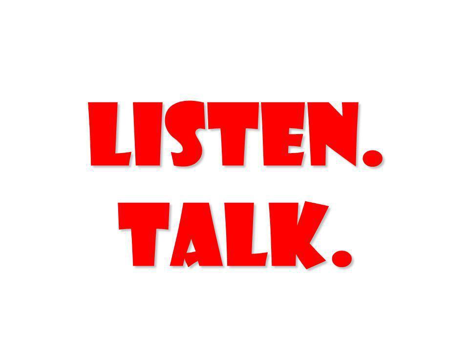 Listen.Talk.