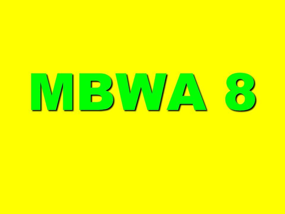 MBWA 8