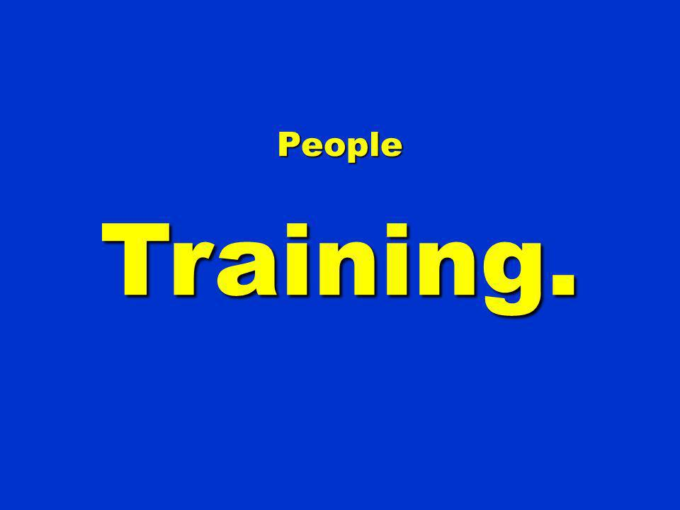 PeopleTraining.