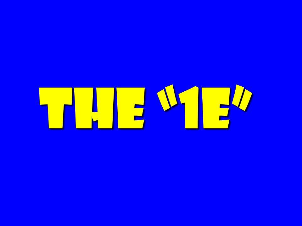 The 1E