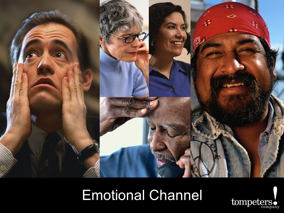 Emotional Channel