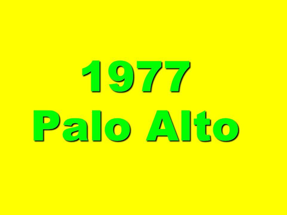 1977 Palo Alto