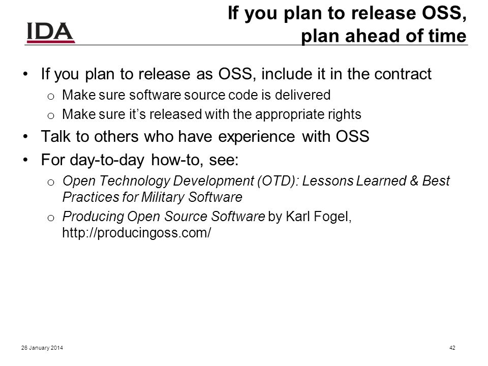 DFARS 252.227-7014 (June 1995) ConditionsCaseCan government release as OSS? Can contractor release as OSS? Developed exclusively with government funds