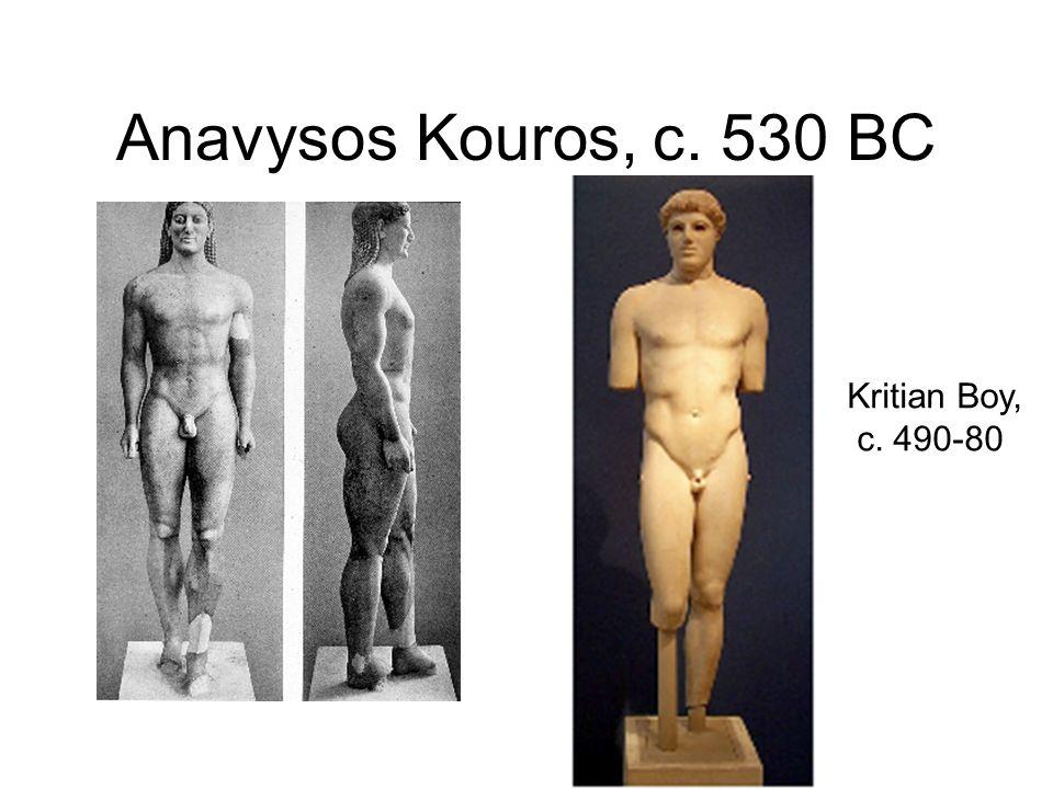 Kritian Boy, c. 490-80