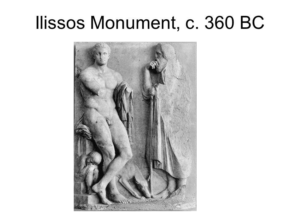 Ilissos Monument, c. 360 BC