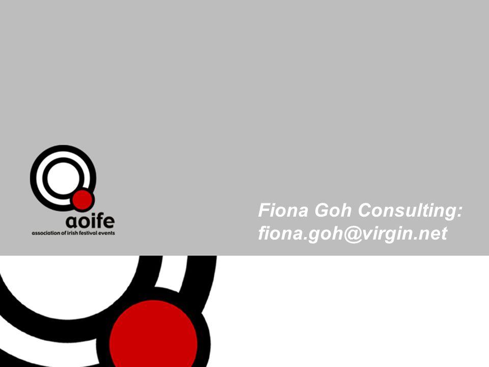 Fiona Goh Consulting: fiona.goh@virgin.net
