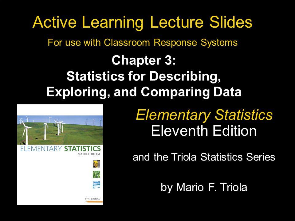 Slide 3- 1 Copyright © 2010, 2007, 2004 Pearson Education, Inc.