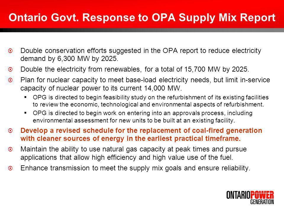 Ontario Govt.