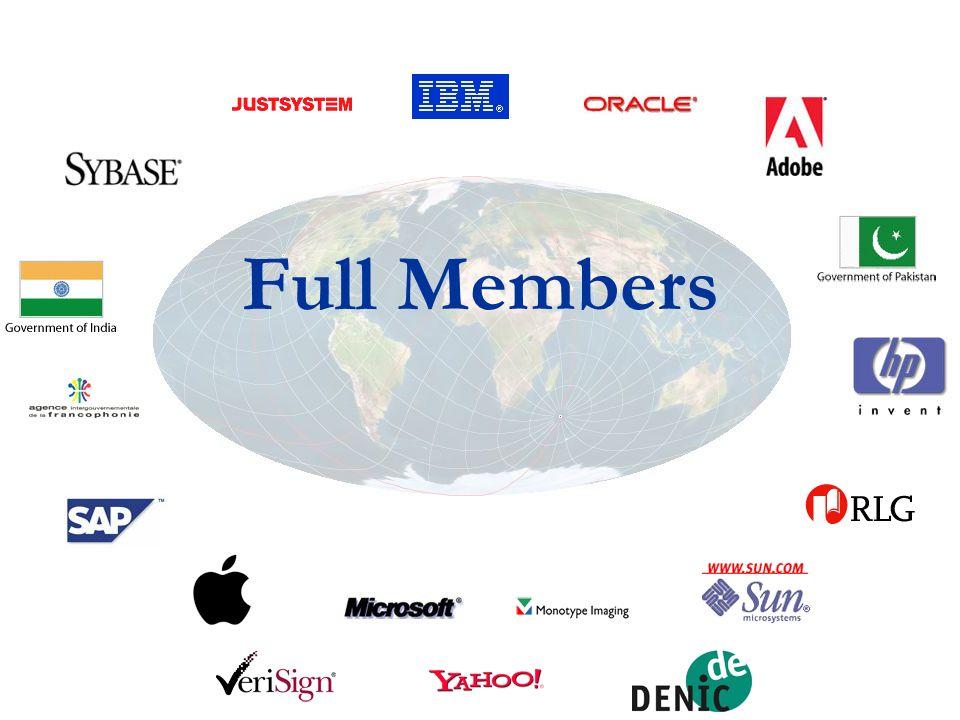 Full Members