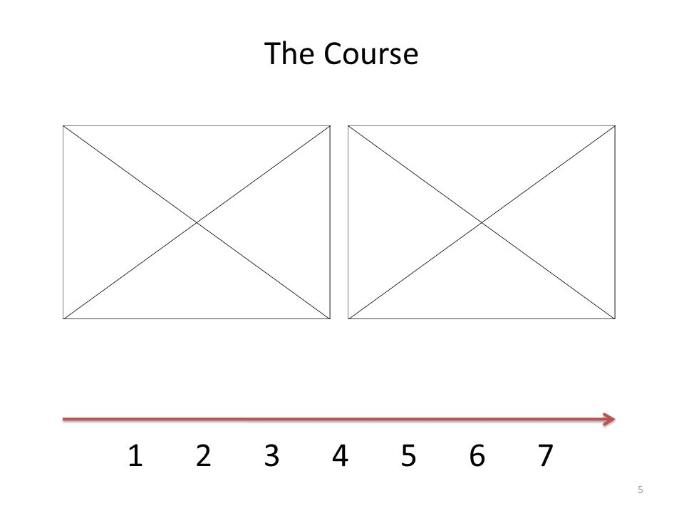 5 The Course 12345671234567