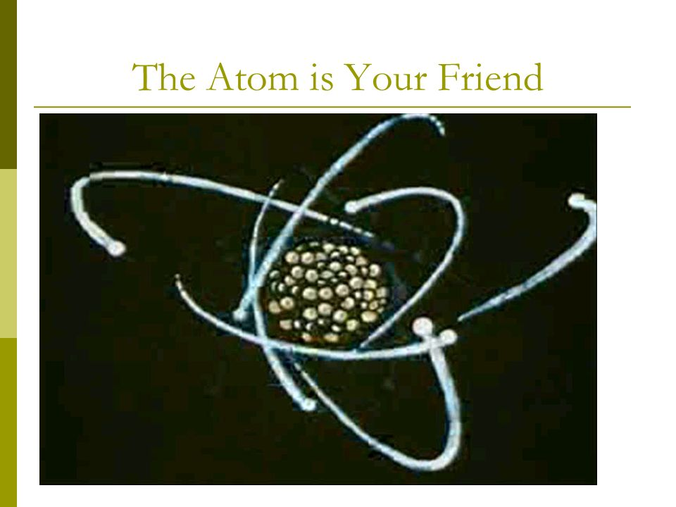 The New Model of the Atom