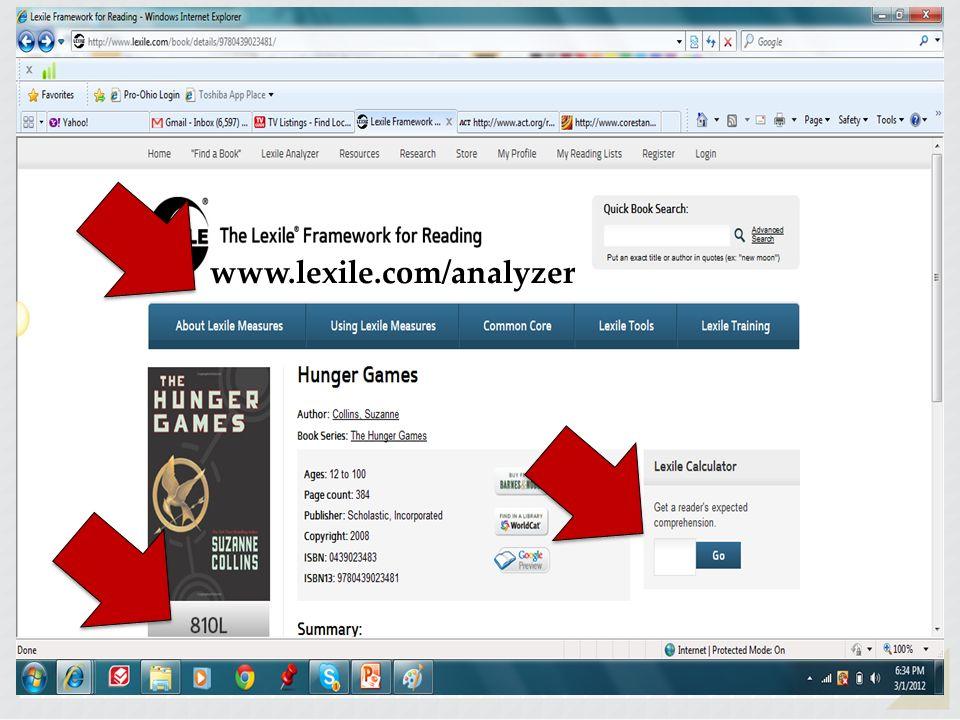 www.lexile.com/analyzer