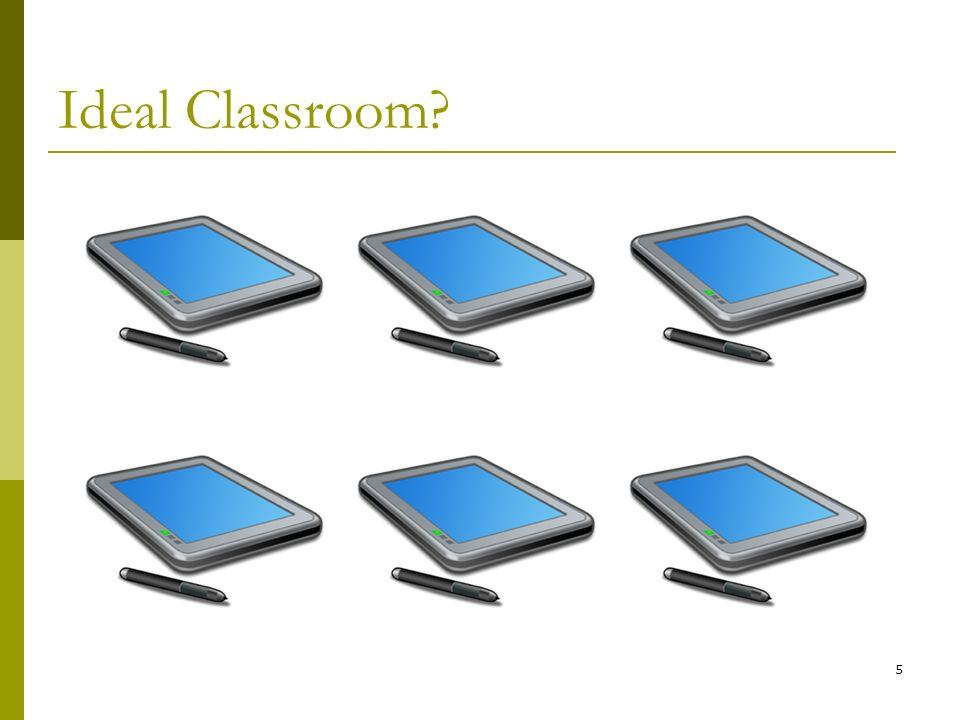 5 Ideal Classroom
