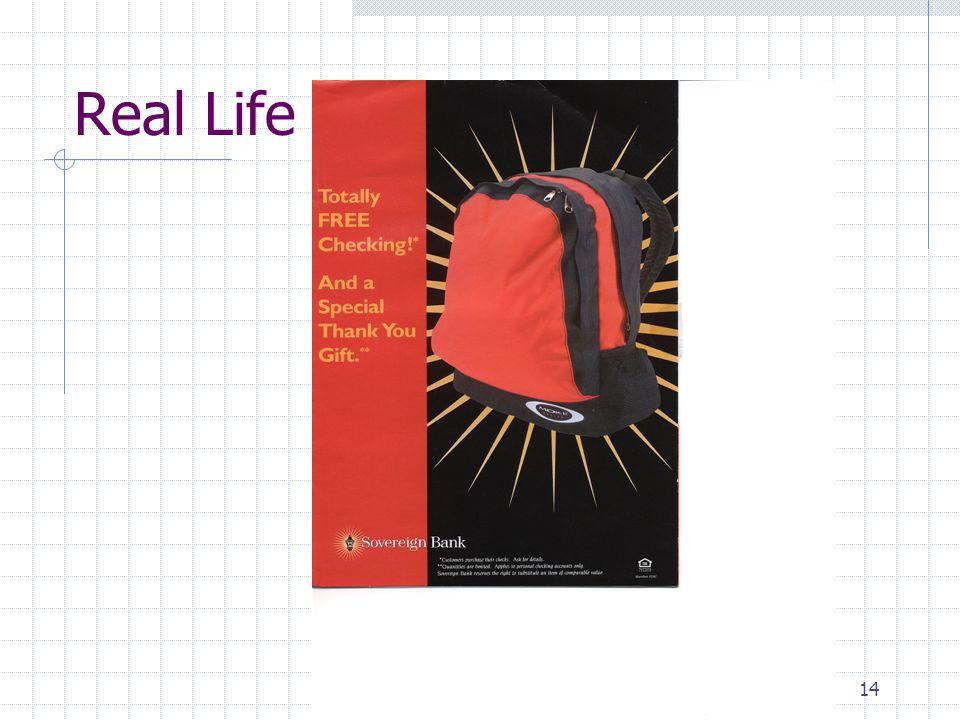 Increase Productivity-Increase Satisfaction14 Real Life