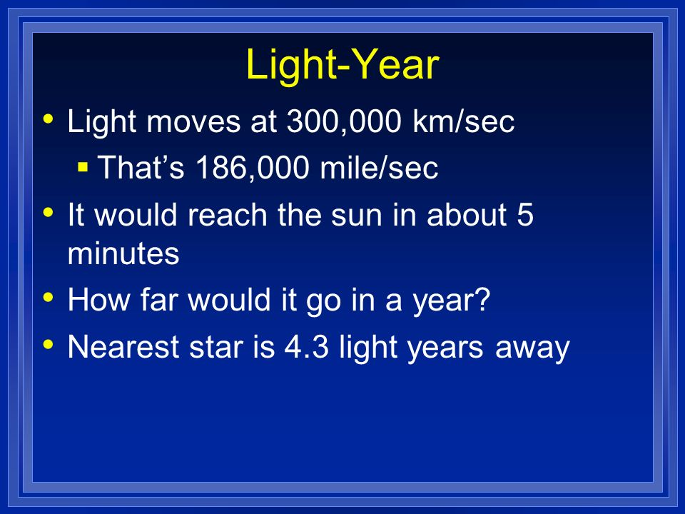 Binary Stars Most stars are found in pairs These stars revolve around each other If a dim star passes in front of a bright star, it will block its light.