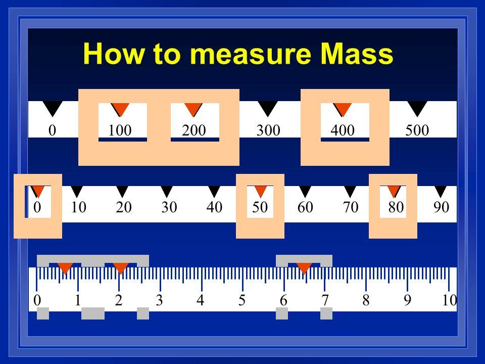 87 Density as a conversion factor l Aluminum has a density of 2.70 g/cm 3 l What is the volume of 350 g of aluminum? cm 3 g 350 g 1 2.70 = 130 cm 3