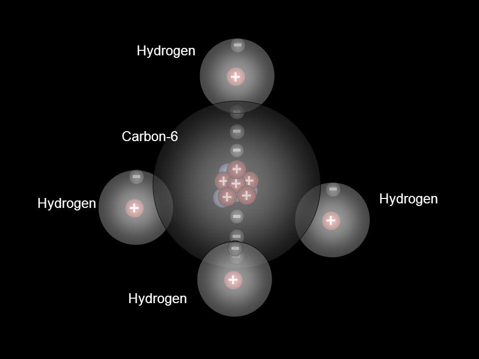 Hydrogen Carbon-6 Hydrogen