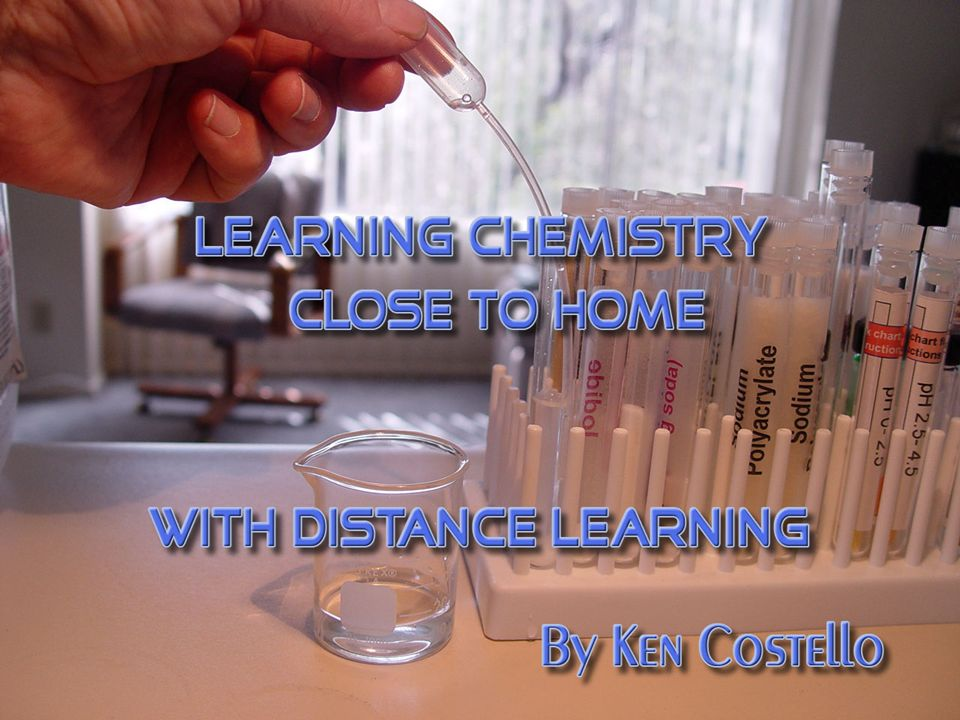 To see details about the course, visit my website at www.chemistryland.com