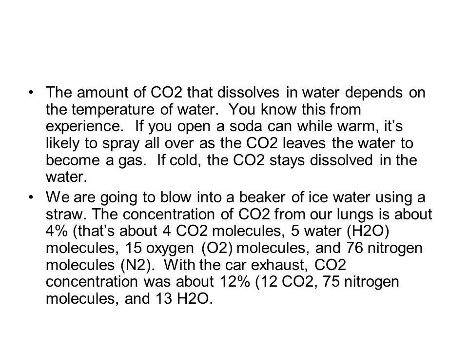CH3(CH2)6CH3 + 12.5 O2 8CO2 + 9H2O 12.5 to x = 20 to 80 ( 4 x 12.5)=50 50 molecules N2 : 8CO2 + 9H2O