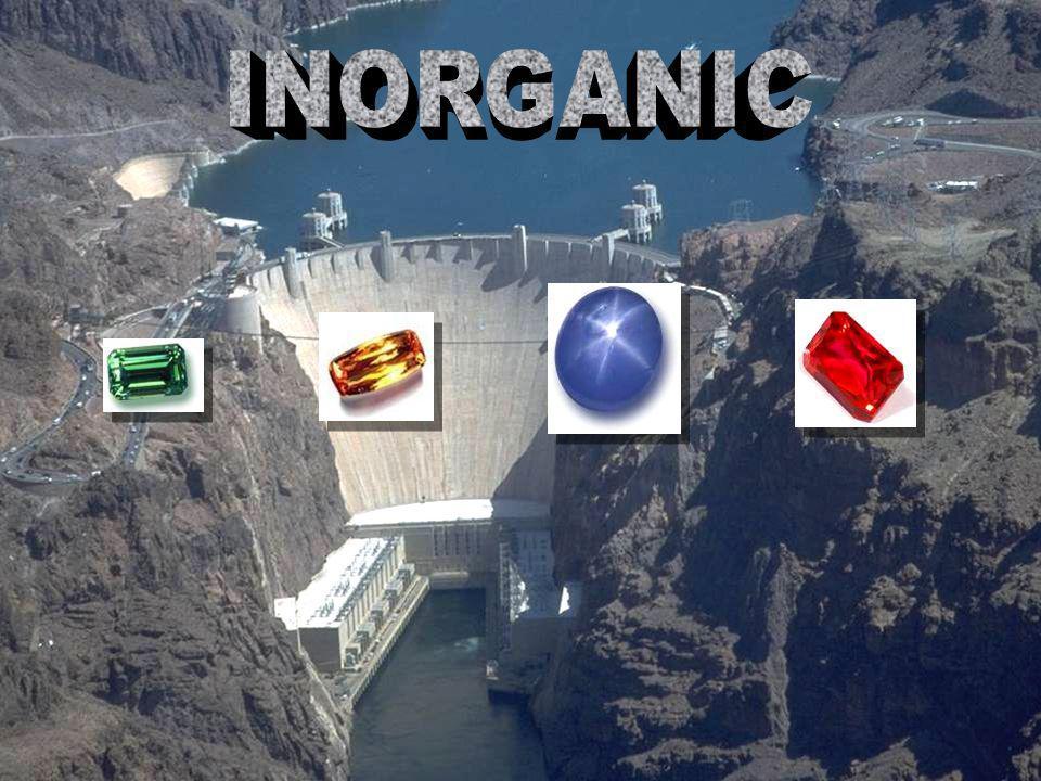 Organic Building Blocks H N C O S Hydrocarbons/plastic Carbohydrates & Lipids/plastics Amino acids & proteins More amino acids & proteins P Nucleic acids, RNA, & DNA Iron, copper, magnesium