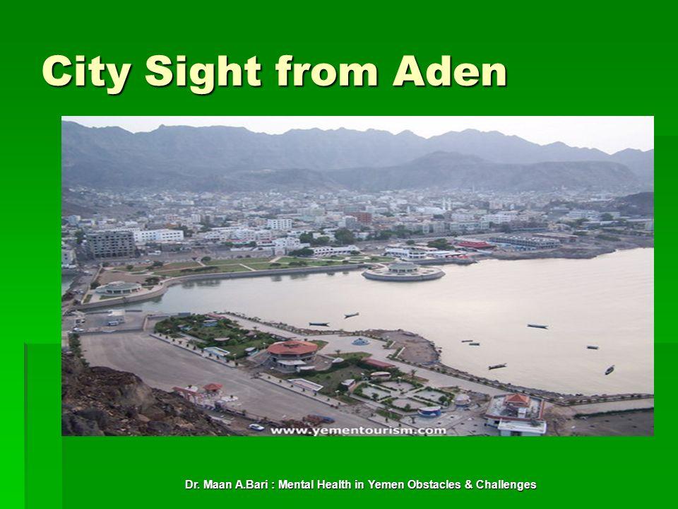 City Sight from Aden