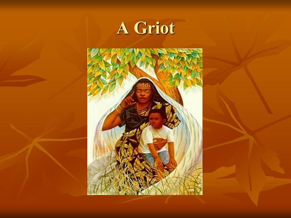 A Griot