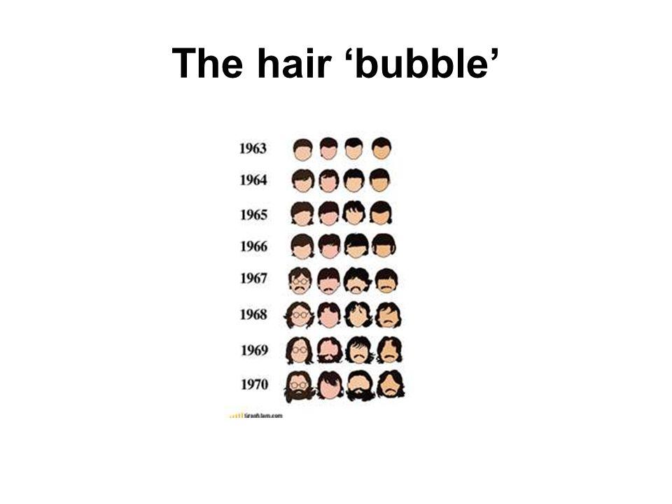 The hair bubble