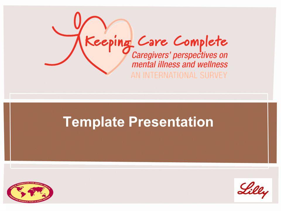 1 Template Presentation
